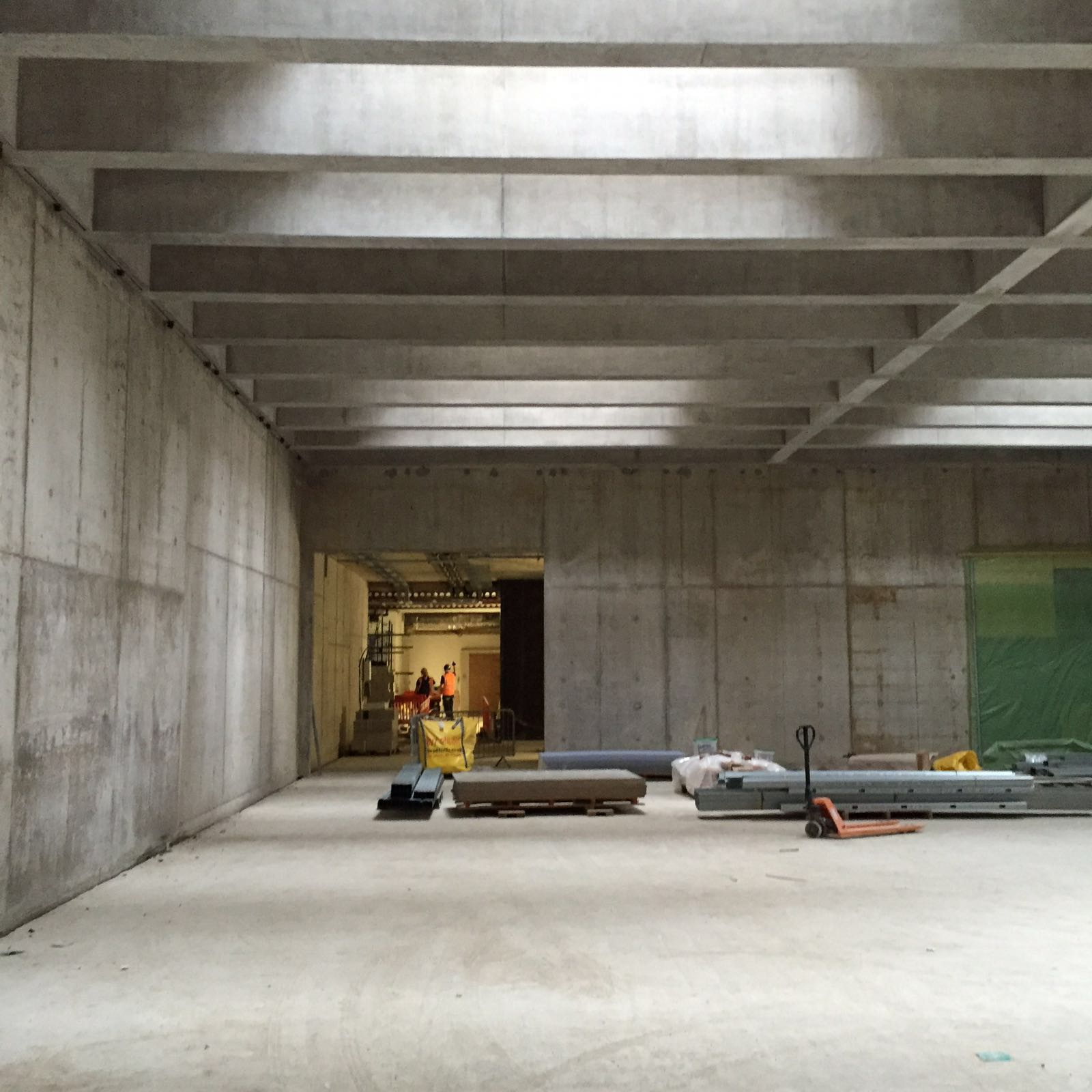 Tate Gallery Extension & Refurbishment