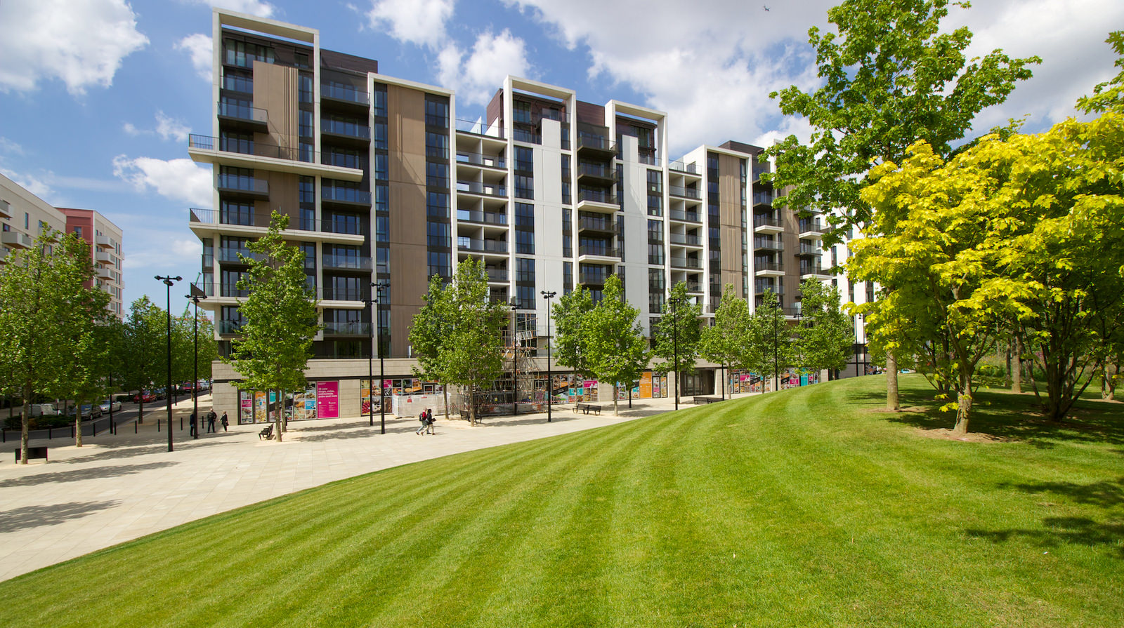 Olympic Village, Stratford – Structural Engineering Support Services